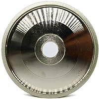 ZJN-JN Abrasivos 150 Grit Muela CBN muelas de Diamante diámetro 150 mm de Acero de Alta Velocidad for la Piedra de Metal Pulido de energía H5 Herramienta Abrasivos industriales