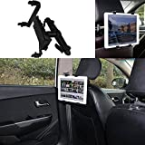 Generic Car Back Seat Headrest Mount Holder For iPad Air 5 Air 6 ipad mini 1/2/3 AIR Tablet For Xiaomi Huawei Tablet PC Stands Car