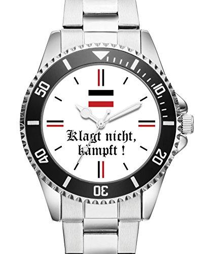 Geschenk Artikel für Soldat Deutsches Reich Uhr 11007