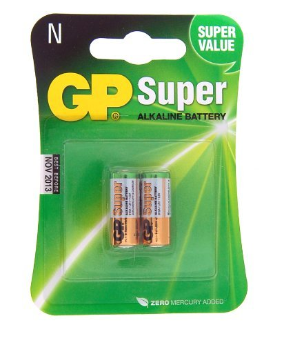 Preisvergleich Produktbild Alkaline LR1 1.5-Volt N-Size Photo & Electronic Batteries by N-Size