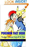 #1: Pokemon Fact Book: The Best Pokemon Facts Of All Time
