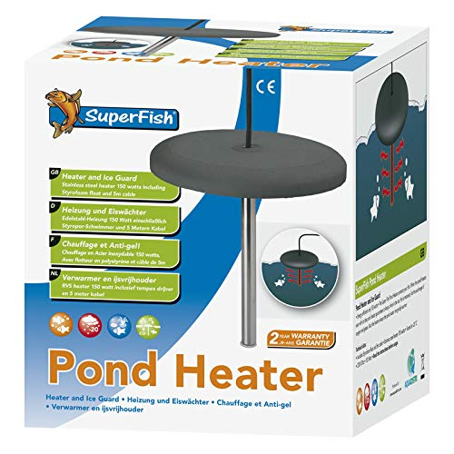 Superfish Teichheizung Pond Heater 150 Watt