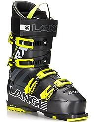 Lange - botas de esquí Lange RX 120 antracita amarillo-
