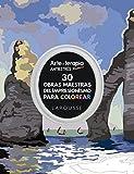Arte-terapia 30 obras maestras del impresionismo para colorear (Larousse - Libros Ilustrados/ Prácticos - Ocio Y Naturaleza - Ocio)