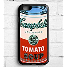 Campbells Tomato Soup para Funda Iphone 6 Fall D2H7EJ