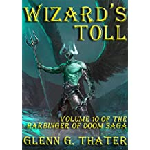 Wizard's Toll (Harbinger of Doom -- Volume 10) (English Edition)
