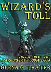 Wizard's Toll (Harbinger of Doom -- Volume 10)