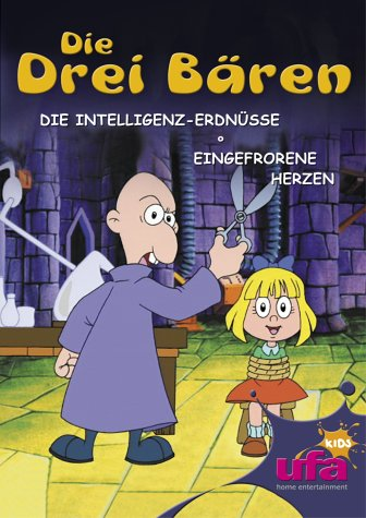 3: Die Intelligenz-Erdnüsse / Eingefrorene Herzen