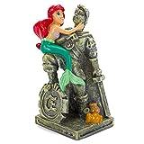 #8: Penn Plax the Little Mermaid Ariel & Eric Statue Aquarium Ornament