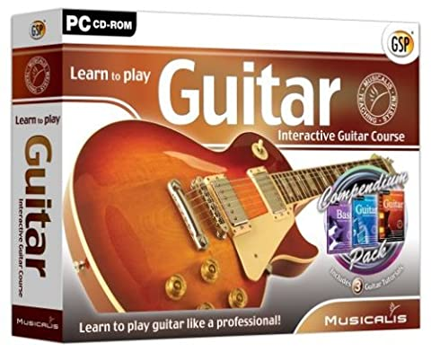 Learn to Play Guitar (PC)