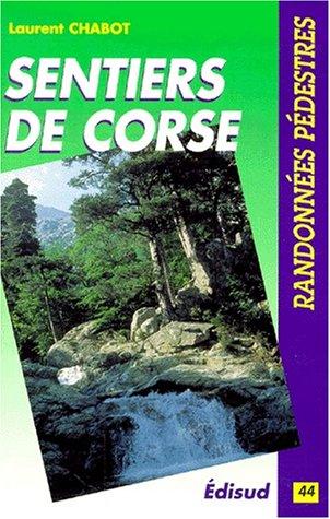 Sentiers de Corse par Laurent Chabot