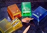 Dosenspitzer doppelt flach für Schüleretuis Mikro 2 in 1 Box, Liefermenge = 12