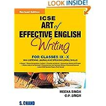 ART OF EFFECTIVE ENG.WRITING X (ICSE)