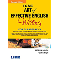 ART OF EFFECTIVE ENG.WRITING X (ICSE)