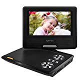 Best Portable Dvd Players For Children - APEMAN 7.5'' Portable DVD Player for Kids Review