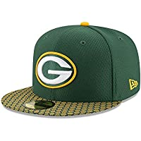 huge selection of c0304 3e805 czech new era men caps fitted cap nfl on field green bay packers 59fifty  0948f 2805b