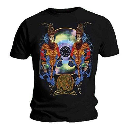 Official-T Shirt-Album fotografico, motivo: MASTODON, in seguito il Skye, tutte le misure nero Small