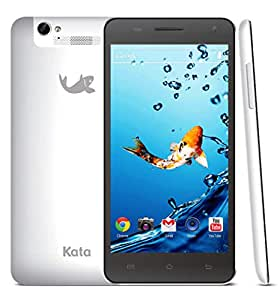Kata M1 4G 5.7-inch Quad-core Phablet with 4000mAh Battery in White Colour