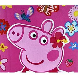 51E5Nk5fcGL. SS300  - Peppa Pig - Mochila para niñas (diseño de cerdos) Rosa rosa talla única