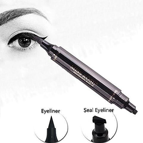 ALINICE Black Liquid Eyeliner Pen Women Eye ALINICE Pencil Makeup Make Up Eye Liner lasting Maquillage Cosmetic Tools Waterproof