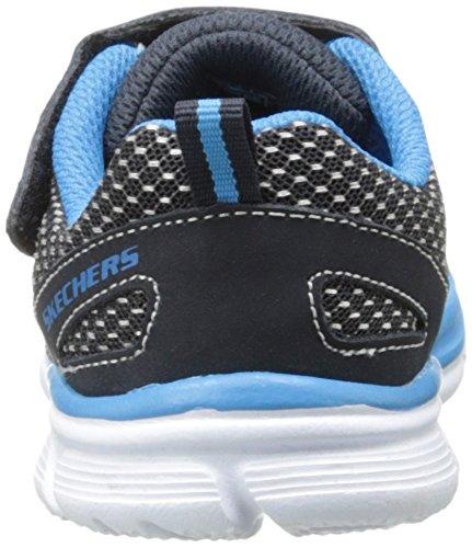 Skechers SpeedeesDrifterz Jungen Sneakers Blau (Nvbl)