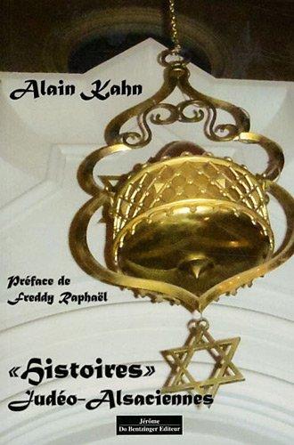 HISTOIRES JUDEO-ALSACIENNES