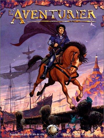 Guildes - La Quête des origines : L'Aventurier (supplément pour le jeu de rôle) par Collectif