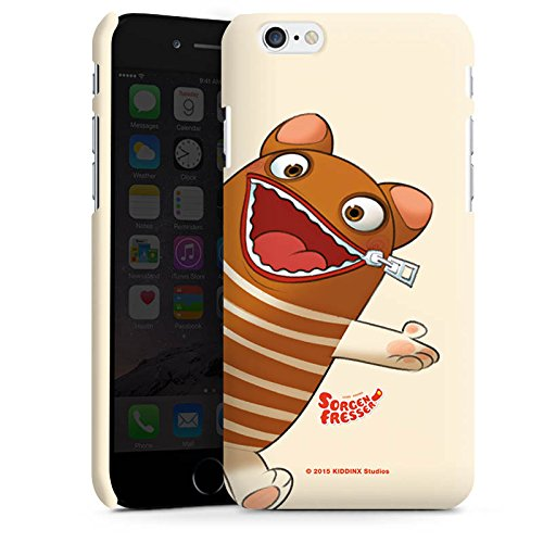 Apple iPhone X Silikon Hülle Case Schutzhülle Sorgenfresser Enno Fanartikel Merchandise Premium Case matt