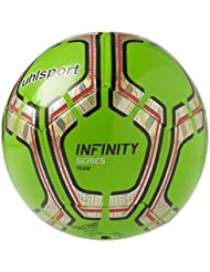 uhlsport Team–Mini de infinity (Lot = 4St) Fluo verde/plata/negro, todo el año, color , tamaño sin dimensiones