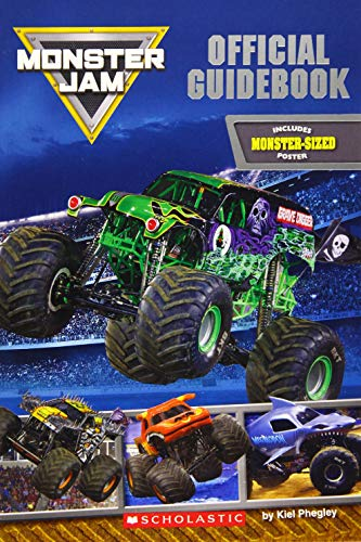 Monster Jam Official Guidebook