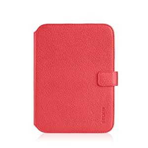 Belkin Verve Folio Kindle Hülle, Pink (geeignet für Kindle Paperwhite, Kindle und Kindle Touch)