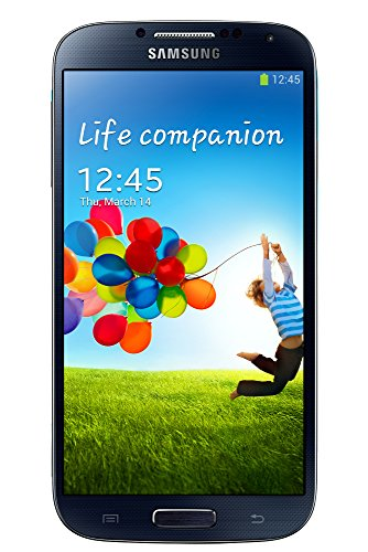 Samsung i9505 Galaxy S4 Smartphone, 16 GB, Nero [Italia] [Classe di efficienza energetica A+++]