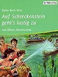 Auf Schreckenstein geht's lustig zu, 2 Cassetten - Oliver Hassencamp, Rufus Beck