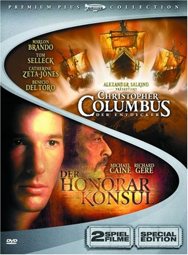 Bild von Christopher Columbus / Der Honorarkonsul (2 DVDs) [Special Edition]