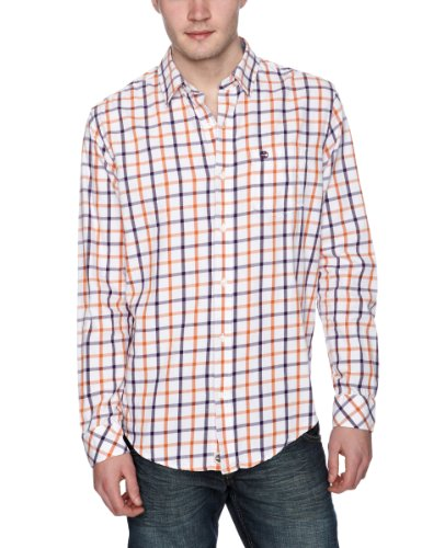 timberland-chemise-homme-orange-tr-dv8-fr-x-large-taille-fabricant-x-large