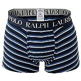 Polo Ralph Lauren Herren Short, Pant, Stripe Trunk, Streifen - Cruise Navy: Größe: 6 (Gr. Large)