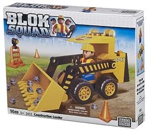 Megabloks - 02412U - Jeu de Construction - Le Tracteur de Chantier