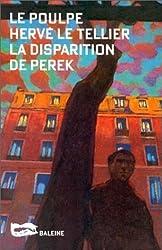 La disparition de Perek