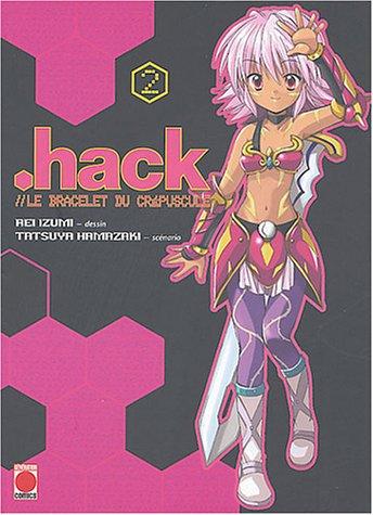 .Hack// Le bracelet du crépuscule Edition simple Tome 2