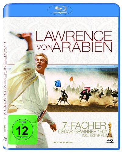 Bild von Lawrence von Arabien (2 Disc - Restored Version) [Blu-ray]