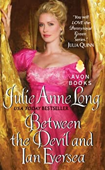 Between the Devil and Ian Eversea: Pennyroyal Green Series (English Edition) par [Long, Julie Anne]