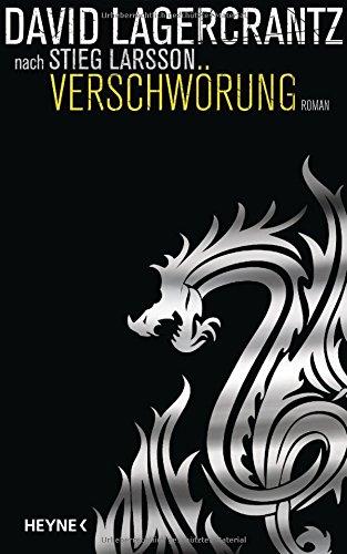 Buchseite und Rezensionen zu 'Verschwörung: Millennium 4  - Roman' von David Lagercrantz