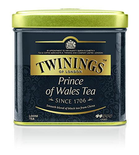 Twinings of London Prince of Wales 6 x 100 g loser Tee