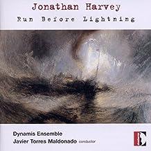 Jonathan Harvey: Run before Lightning