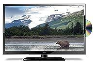 Cello C16230F 16 inch HD ready DVD combi LED 12v TV black 12 240 volt