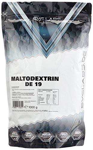 Syglabs Nutrition Maltodextrin Pulver - Neutral DE 19, 1er Pack (1 x 1 kg)