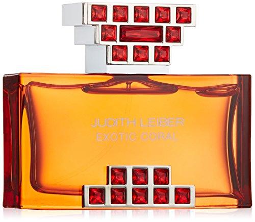 Judith Leiber exotique Coral Eau de parfum en flacon vaporisateur pour femme, 40 ml