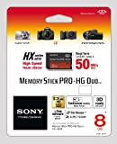 Sony Memory Stick Pro Duo 8GB INMSPDUO8G