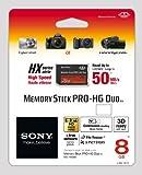 Sony MS-HX8A Memory Stick PRO-HG DUO HX Speicherkarte Memory Stick