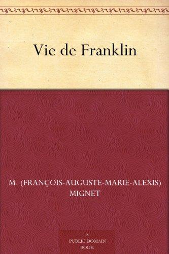 Couverture du livre Vie de Franklin